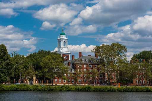 Eliot House of Harvard University