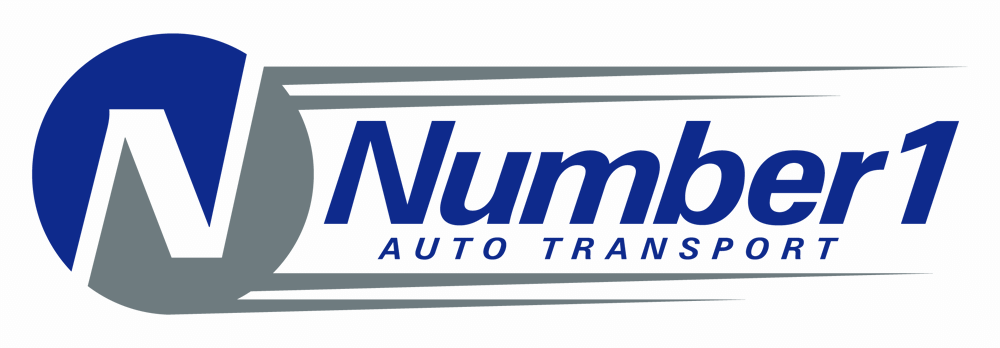 Number1 Auto Transport Logo