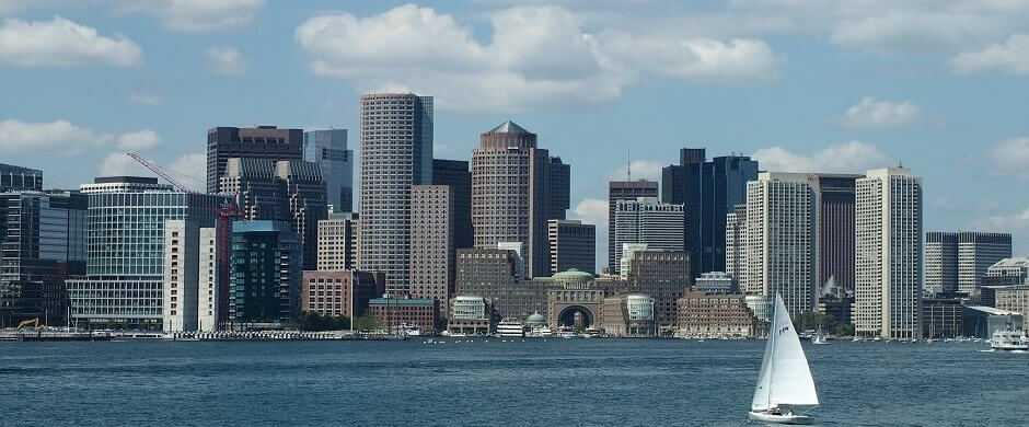 Wonderful Boston City