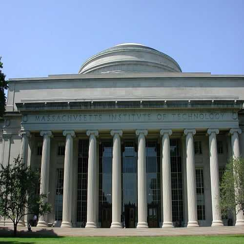A popular university in Boston